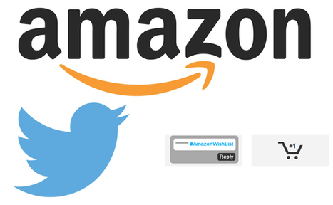 Amazon releases second Twitter hashtag for buyers | Tech Buzz | Scoop.it