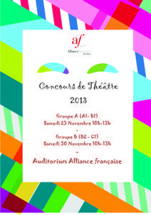 Concours de Théâtre 2013 | Best-of : Mumbaikar in French | Scoop.it