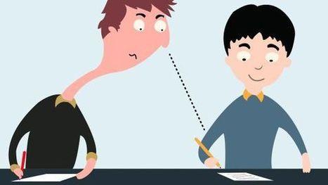 La guerra de las universidades contra el 'copy-paste'   Aprender a distancia   Scoop.it