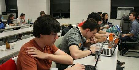 «Perdre son temps sur Internet»,  nouveau cours d'une fac américaine | Français 4H | Scoop.it
