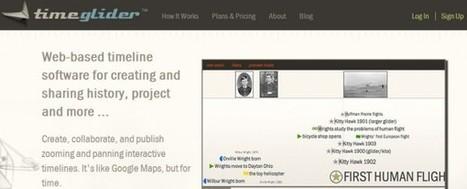 6 herramientas multimedia para crear biografías y líneas temporales   Gelarako erremintak 2.0   Scoop.it
