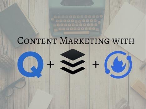 Content Marketing with Quuu + Buffer + Start A Fire | Start A Fire | Tech Education | スリランカにて、英語ベースのプログラミング学校開校! | Scoop.it