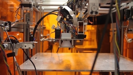 MIT 3D Printer Prints Up to 10 Materials at Once   Internet of Things - Technology focus   Scoop.it