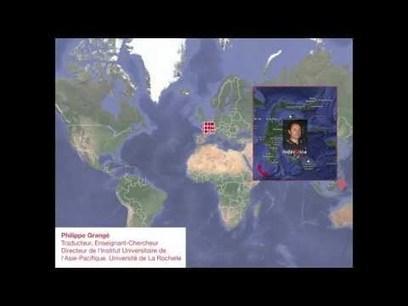 Agence de traduction IDEM - Portrait de l'Indonésie d'aujourd'hui : entretien avec Philippe Grangé - YouTube