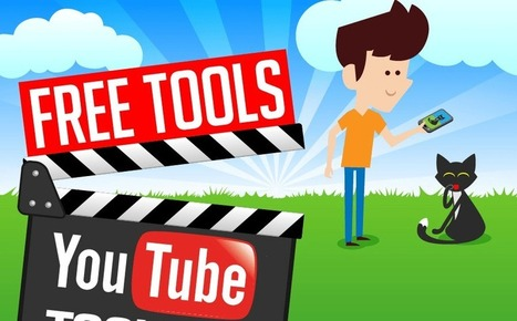 Free Tools For Your YouTube Toolbox - #infographic | Computers and You Class | Scoop.it