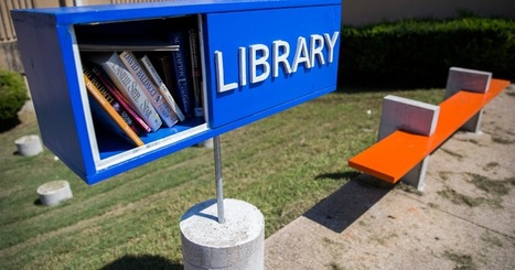 Dallas closes the book on regulating Little Free Libraries | Dallas City Council | Dallas News | Reading discovery | Scoop.it