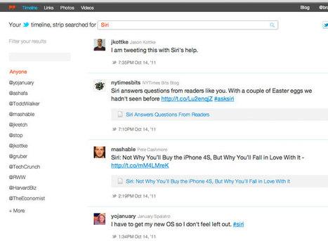 #PostPost - The Twitter strip search tool #edtech20 #socialmedia | SM | Scoop.it