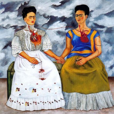 LAS DOS FRIDAS | Bellas Artes | Scoop.it
