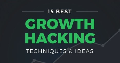 What is Growth Hacking? Here are 15 Examples | Marketing Technology | Residual Income Mastery | Scoop.it