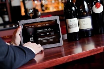 Les vignobles s'ouvrent aux innovations de l'Internet - Terre de Vins | Wine & Web | Scoop.it