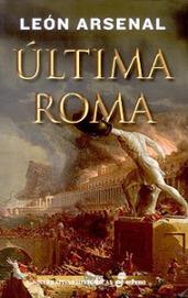 Libro. Última Roma. Cuando literatura y tecnología QR se unen ... | qrbarna | Scoop.it