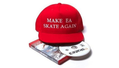 Make EA Skate Again - Join The Movement To Make Skate 4 | relevant entertainment | Scoop.it