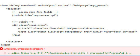 Solutions to Common jQuery Errors   jQuery4u   jQuery-Javascript   Scoop.it