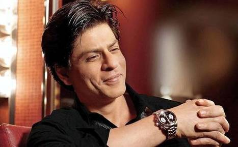 Shah Rukh Khan says Steve Jobs' biography changed his idea of business   Entertainment News   Scoop.it
