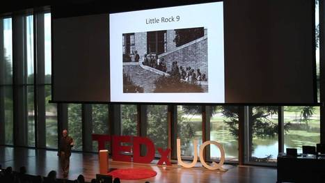 """""""Higher education is not about getting a job"""":Fred D'Agostino at TEDxUQ 2014: Old World, New Ideas - YouTube 