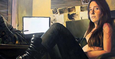Irene Méndez: hiperrealismo con pinceladas surrealistas | Buque ARTdora | Scoop.it
