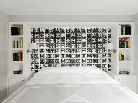 Pattern Focus: Greek Key | Designing Interiors | Scoop.it