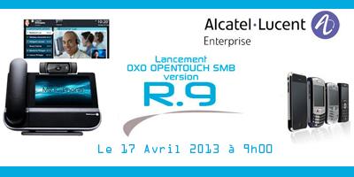 Lancement de l'OXO OPENTOUCH SMB version R.9  le 17 Avril 2013 dès 9h00 à La Cantine Toulouse | La Cantine Toulouse | Scoop.it