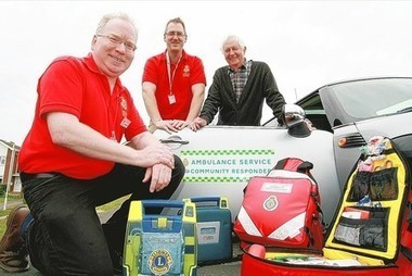 Man campaigns to purchase defibrillators - then has life saved by one | First Aid Training | Scoop.it