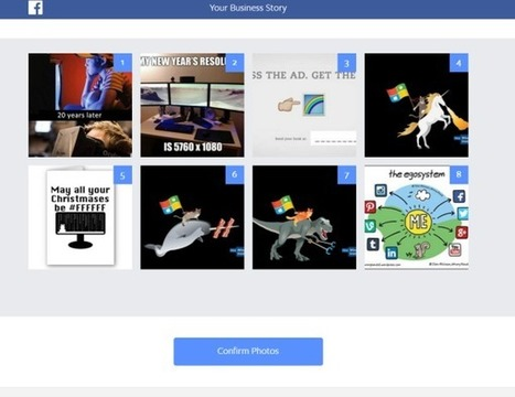 Portrait de votre entreprise : un outil Facebook gratuit pour créer une vidéo de présentation - Blog du Modérateur | assistance outils internet-web | Scoop.it
