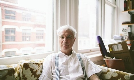 David Byrne: 'The internet will suck all creative content out of the world' | Music business | Scoop.it