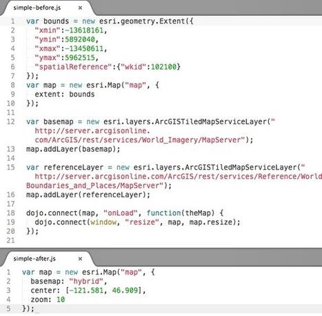 ArcGIS API for JavaScript Version 3.3 Released   ArcGIS Resources   ArcGIS-Brasil   Scoop.it