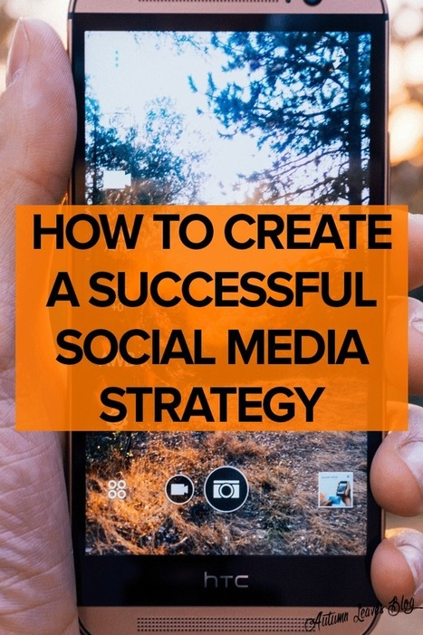 How to Create a Successful Social Media Strategy | Communication & Social Media Marketing | Scoop.it