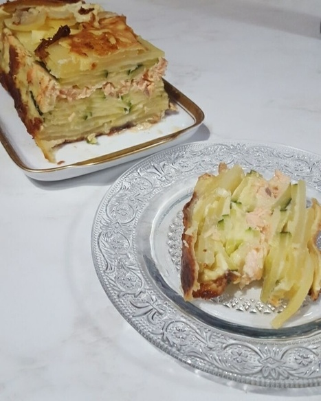 Gâteau invisible en plat unique -  Virginie B le blog lifestyle | Food sucré, salé | Scoop.it
