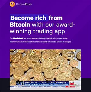 Bitcoin rush app