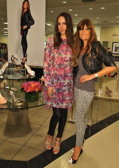 Ruthie Davis Launches Shoe Collection at Century City Bloomingdales With Co‐Host Louise Roe - THE LOS ANGELES FASHION | Best of the Los Angeles Fashion | Scoop.it