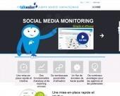 TalkWalker. Veille médias et réseaux sociaux. - Les outils de la veille | Boîte à outils du web 2.0 | Scoop.it