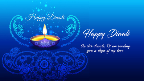 Happy New Year Diwali Wishes 38