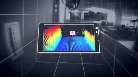 Say hello to Project Tango! - YouTube | Way Cool Tools | Scoop.it