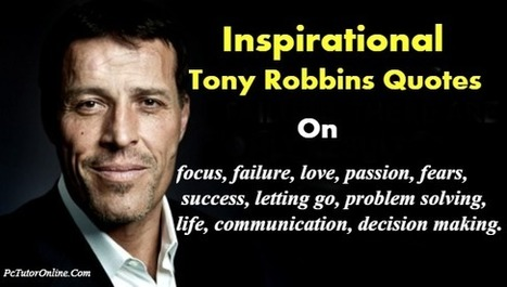 Tony Robbins Quotes In Famous Quotes How To Guides Top