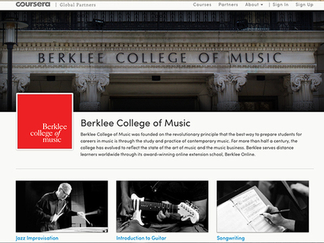 Music, MOOCs, and Copyright: Digital Dilemmas for Schools of Music | Librarianship & More | Scoop.it