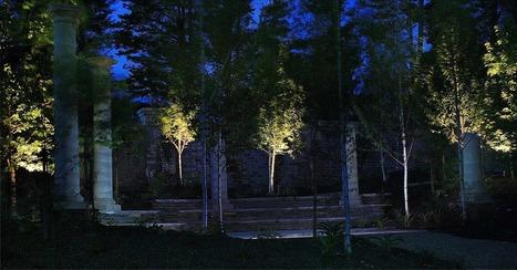 Architectural Lighting Melbourne | Luminance Night Gardens | Scoop.it & Led Garden Lighting Melbourne | Luminance Night... azcodes.com