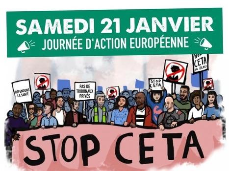 Journée d'action européenne le 21 janvier | Options Futurs Rio+20 | Scoop.it