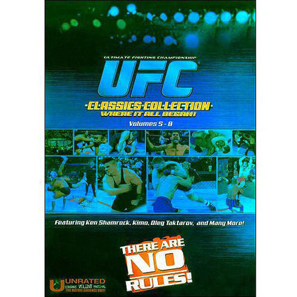 walmart coupons free shipping on UFC Classics Collection, Vol. 5-8 (Full Frame) | shoes for crews | Scoop.it