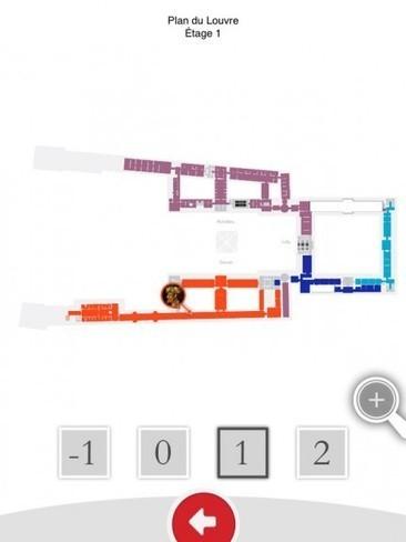 Les éditions du Louvre et Gallimard développent une application iPad pour les 4-7 ans | publishing | Scoop.it