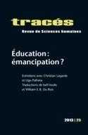L'éducation au prisme de l'émancipation - Cairn.info | Sociocritique | Scoop.it