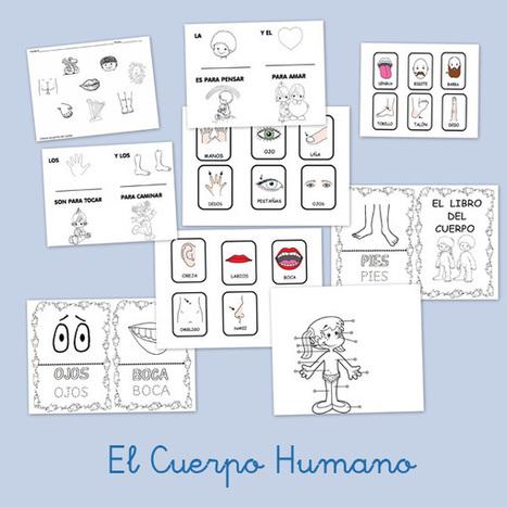 Recursos para el aula: El cuerpo humano - Escuela en la nube | recursos para primaria e infantil | Scoop.it