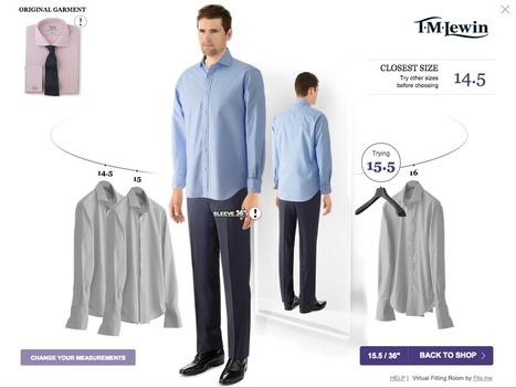 Rakuten rachète Fits.Me, le service d'essayage virtuel de vêtements | Actualité de l'E-COMMERCE et du M-COMMERCE | Scoop.it