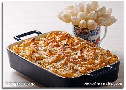 Asparagus Baked Pasta | Una vuelta por Italia a travéz de la pasta | Scoop.it