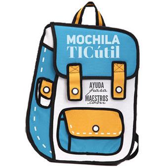 Mochila TICútil - Herramientas y aplicaciones TIC útiles que facilitan nuestra tarea educativa | Utilidades TIC para el aula | Scoop.it