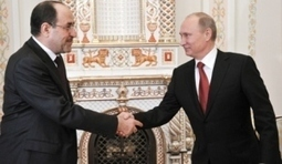 #Iraq, #Russia Oppose Foreign Interference In #Syria, MiddleEast | From Tahrir Square | Scoop.it