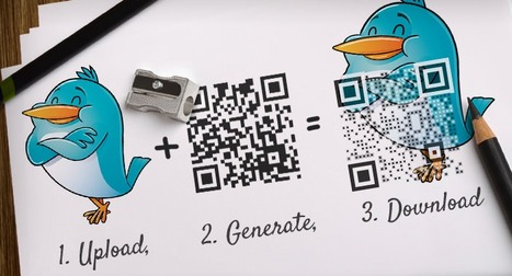 Visualead | Easy Visual QR Code Generator | Integração curricular das TIC | Scoop.it