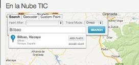 Crea rápidamente mapas animados con Tripline | Uso inteligente de las herramientas TIC | Scoop.it