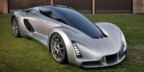 "Peugeot and Divergent: This Is the World's First 3D-Printed ""Supercar""? 
