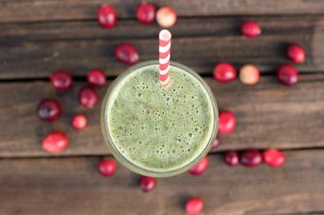 Cranberry Kale Smoothie {Gluten-free, Vegan and Sugar-free} | My Vegan recipes | Scoop.it