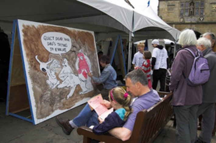 Shrewsbury International Cartoon Festival :: Homepage | Machinimania | Scoop.it
